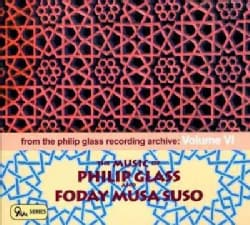 Foday Musa Suso - Glass: The Music of Philip Glass and Foday Musa Suso- Archive Vol. 6