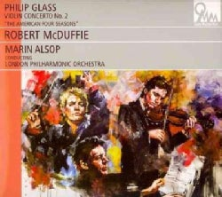 London Philharmonic Orchestra - Glass: Violin Concerto No. 2