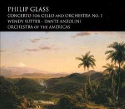 Dante Anzolini - Glass: Cello Concerto No. 1