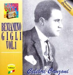BENIAMINO GIGLI - VOL. 1-BENIAMINO GIGLI