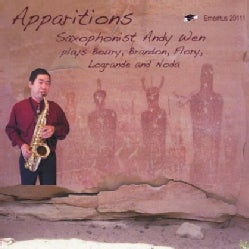 ANDY WEN - APPARITIONS