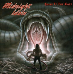 MIDNIGHT IDOLS - SWORN TO THE NIGHT (EUROPEAN IMPORT)