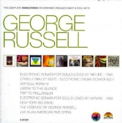 George Russell - The Complete Remastered Recordings