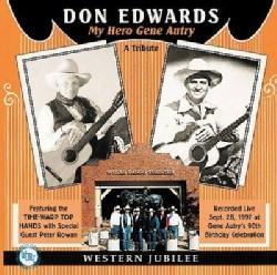 Don Edwards - My Hero Gene Autry