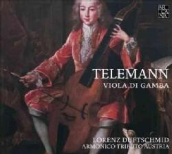 Armonico Tributo Austria - Telemann: Viola di Gamba