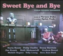 Marin Mazzie - Sweet Bye And Bye