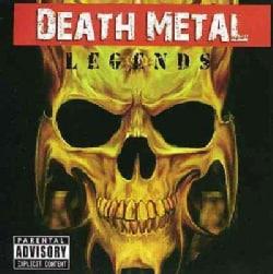 Various - Death Metal Legends (Parental Advisory)