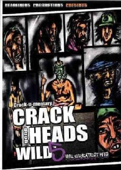 Crackheads Gone Wild: Vol. 5: The Greatest Hits (DVD)