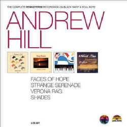 Andrew Hill - Andrew Hill: The Complete Remastered Recordings on Black Saint & Soul Note