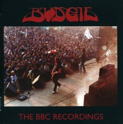 Budgie - BBC Recordings