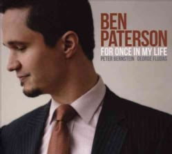 Ben Paterson - For Once in My Life