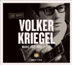 Volker Kriegel - Volker Kriegel: Lost Tapes: Mainz: 1963-1969