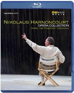 Beethoven/Von Weber/Schumann: Fidelio/Der Freischuetz/Genoveva (Blu-ray Disc)