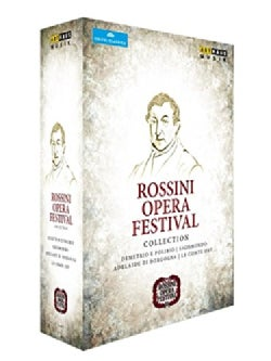 Rossini Opera Festival Collection: Live from Pesaro (DVD)