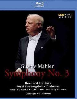 Mahler: Symphony No. 3 (Blu-ray Disc)