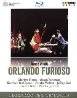 Legendary Performances: Vivaldi: Orlando Furioso (Blu-ray Disc)