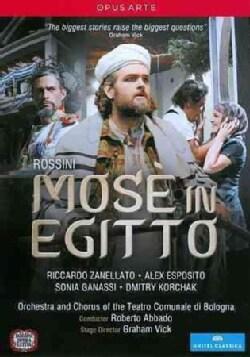 Rossini: Mose in Egitto (DVD)