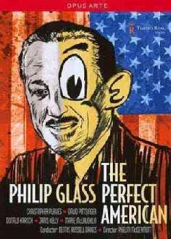 Glass: The Perfect American (DVD)