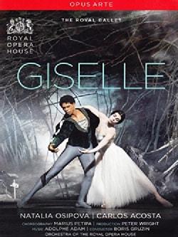 Adolphe: Giselle (DVD)