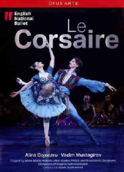 Adolphe: Le Corsaire (DVD)