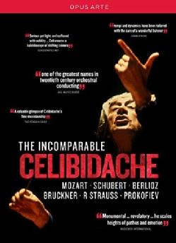 The Incomparable Celibidache (DVD)