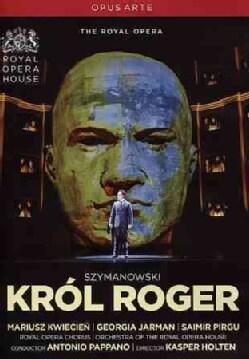 Szymanowski: Krol Roger (DVD)