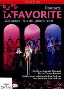 Donizetti: La Favorite (DVD)