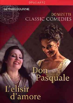 Donizetti: Classic Comedies (DVD)