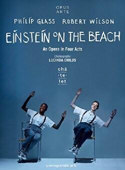 Glass: Einstein On the Beach (DVD)