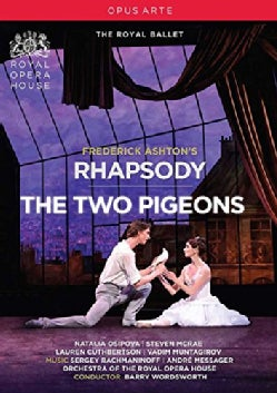 Rhapsody/The Two Pigeons (DVD)