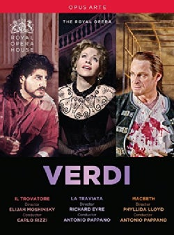 Verdi: Il Trovatore/La Traviata/Macbeth