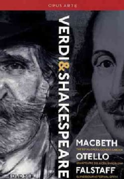 Verdi: The Shakespeare Operas (DVD)