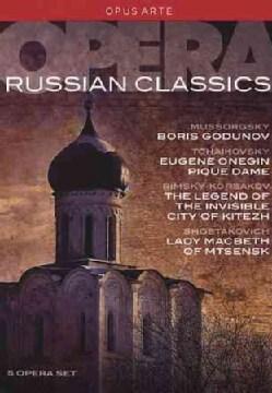 Russian Classics (DVD)