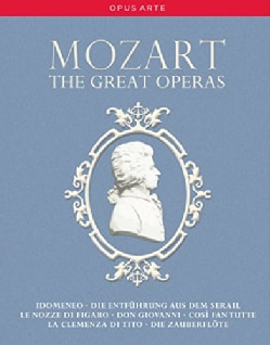 Mozart: The Great Operas: Mitridate, Re Di Ponto