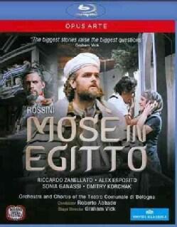 Rossini: Mose in Egitto (Blu-ray Disc)