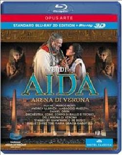 Verdi: Aida (Blu-ray Disc)