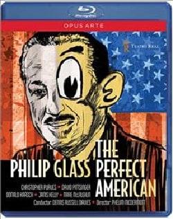 Glass: The Perfect American (Blu-ray Disc)