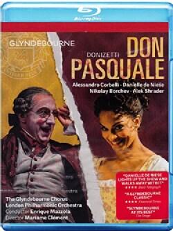 Donizetti: Don Pasquale (Blu-ray Disc)