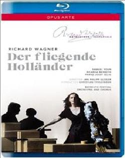 Wagner: Der Fliegende Hollander (Blu-ray Disc)