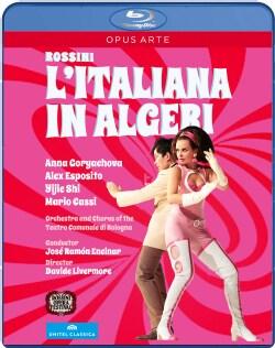 Rossini: L'Italiana in Algeri (Blu-ray Disc)