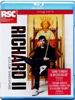 Shakespeare: Richard II (Blu-ray Disc)