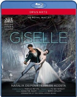 Adolphe: Giselle (Blu-ray Disc)