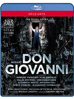 Mozart: Don Giovanni (Blu-ray Disc)