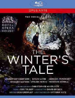 Talbot: The Winter's Tale (Blu-ray Disc)