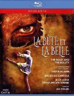 La Bete Et La Belle (Blu-ray Disc)