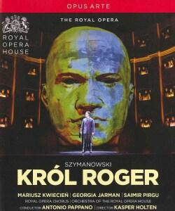 Szymanowski: Krol Roger (Blu-ray Disc)
