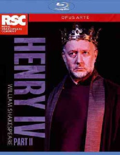 Henry IV: Part 2 (Blu-ray Disc)