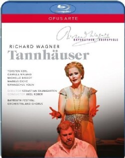 Wagner: Tannhauser (Blu-ray Disc)