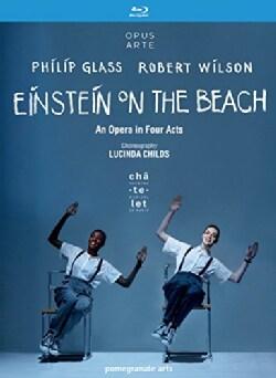 Glass: Einstein On the Beach (Blu-ray Disc)