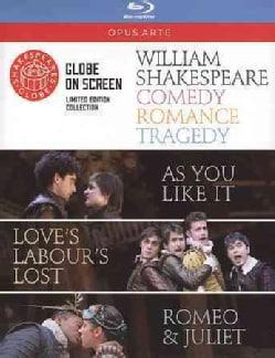Comedy, Romance, Tragedy (Blu-ray Disc)